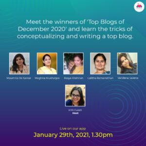 Vandana Saxena Blogger