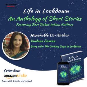 Vandana Saxena Published Work