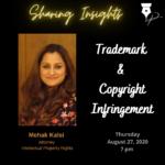 Sharing Insights with Vandana Saxena
