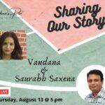 Sharing Stories with Vandana's Pen