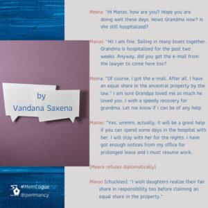 Dialogues by Vandana Saxena